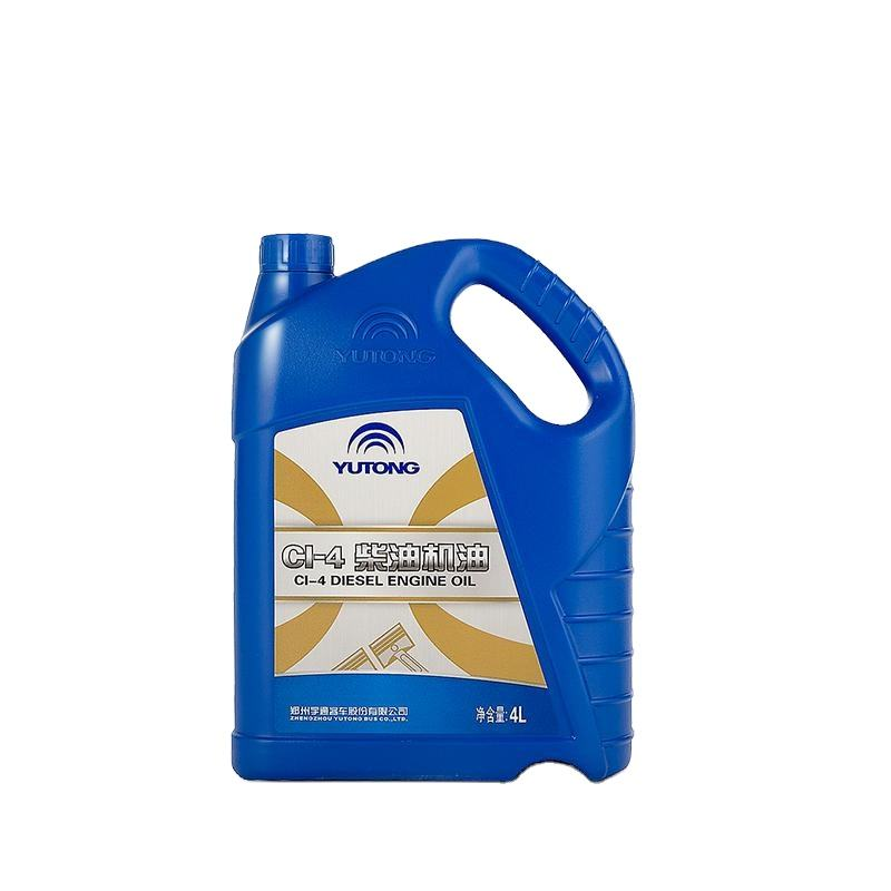 Yutong diesel engine oil ci-4 15W / 40 4L 9301-02566