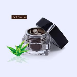Hot Sale Biomaser Microblading Pigment Dark Ash Brown Eyebrow Tattoo Ink