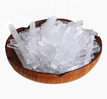 Factory Direct Sale Bulk Natural Menthol/Menthol Crystals (l-menthol crystals 99.9%) CAS:15356-70-4