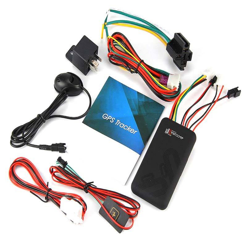 Hot Selling Vehicle Tracking System GT06 Car GPS Tracker