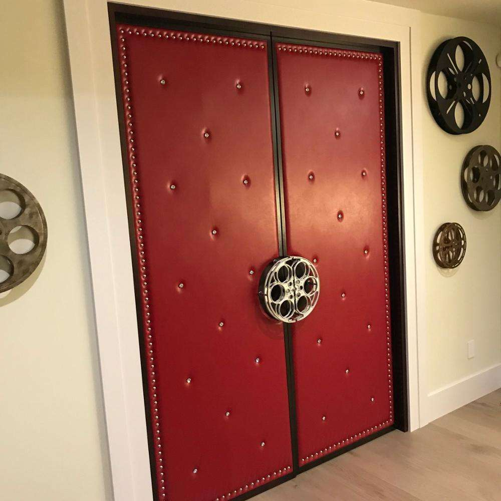Home Theater Doors