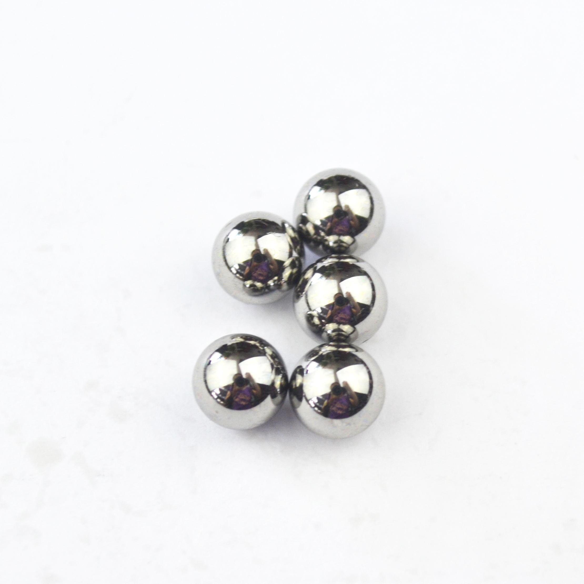 """1//2/"""" Bearing Balls 440C Stainless Steel G25 Precision Balls 25pcs"""