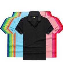 new T-shirt turndown neck short sleeve work clothes advertising   Polo Shirt Custom Logo