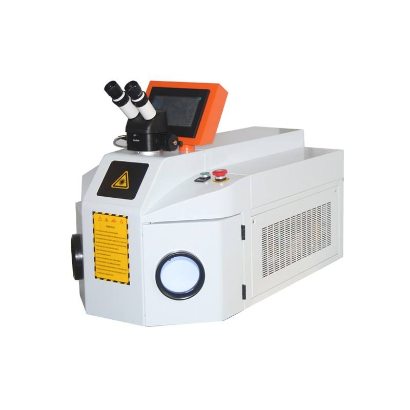 March Discount OPTIC TECH Argon Shielding Gas Thin Stainless Steel Laser Welding Machine