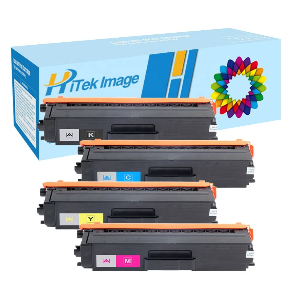 Compatible Brother TN-321 TN321 TN-321BK TN-321C TN-321M TN-321Y Toner Cartridge for HL-L8250CDN L8350CDW DCP-L8400CDN L8450CDW