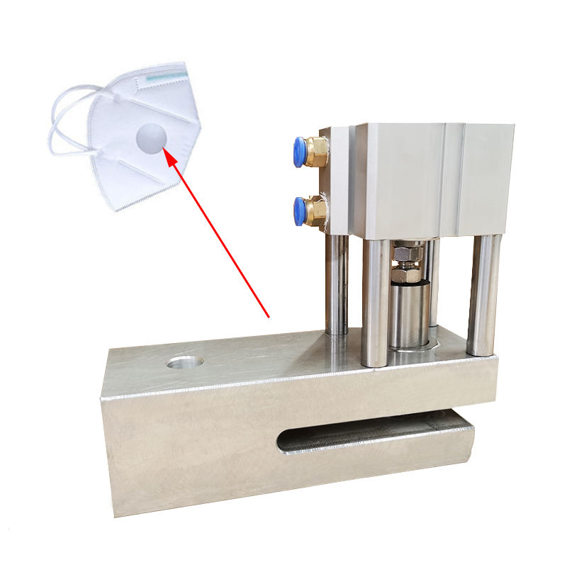 High Performance 27mm Pneumatic Press Breathing Valve Hole Punching Machines