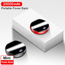 New 2020 trending product mini power bank 10000mah powerbank trending hot products