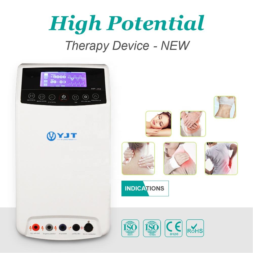 Therapy Device Blood Purify High Potential Therapy Device Therapeutic Equipment Therapy Machine For Health Care Insomnia Potential Device