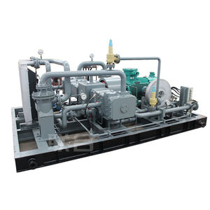 Industrial Nitrogen Gas lpg Methane Booster Compressor