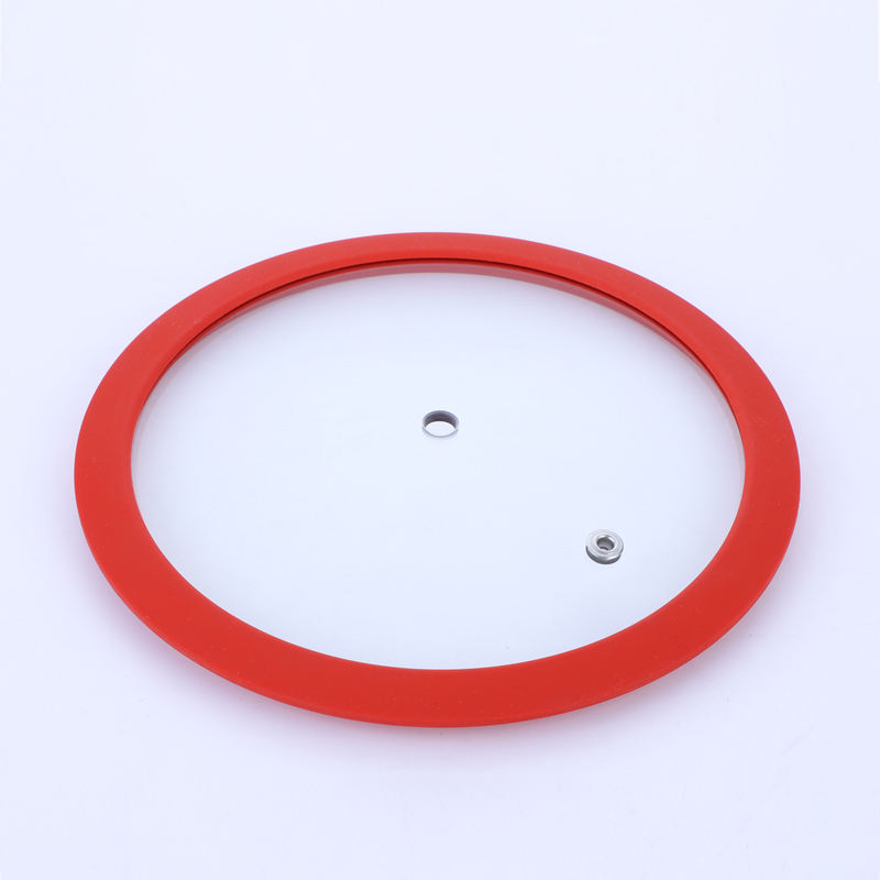 Multi size silicone glass pot lid for Cookware Sets