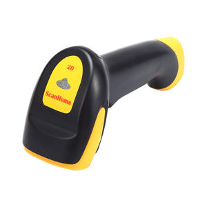 Scanhome Barcode Scanner Usb/RS232 Handheld Barcode Scanner 1D/2D Qr PDF417 Barcode Sh-410