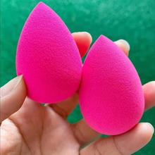 Lowest Price Promotion Make Up Sponge  Foundation Blending Cosmetic Puff Rose Pink Super Soft Beauty Makeup Sponge Blender
