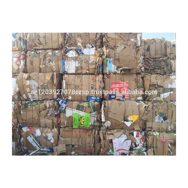 Old Corrugated Cartons (OCC) Grade 1