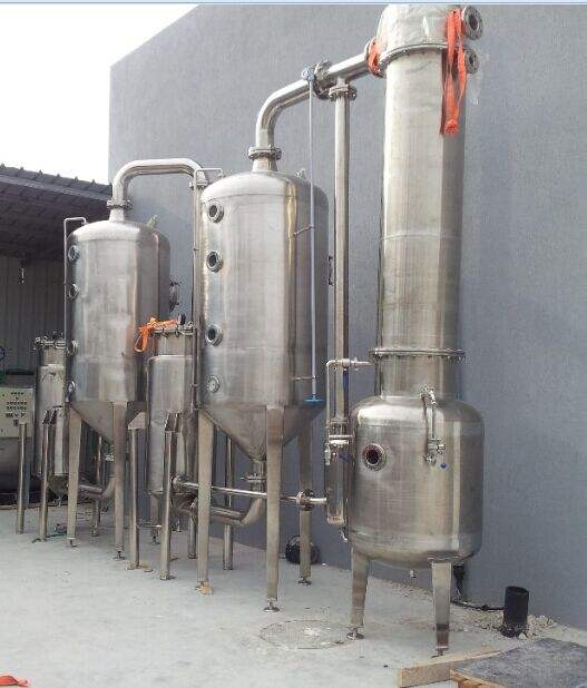 WZD batch Evaporation Crystallizer