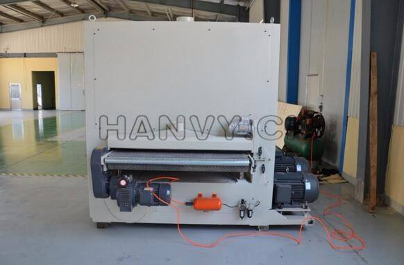 1300mm Wide Belt Sander Machine for Plywood Machinery