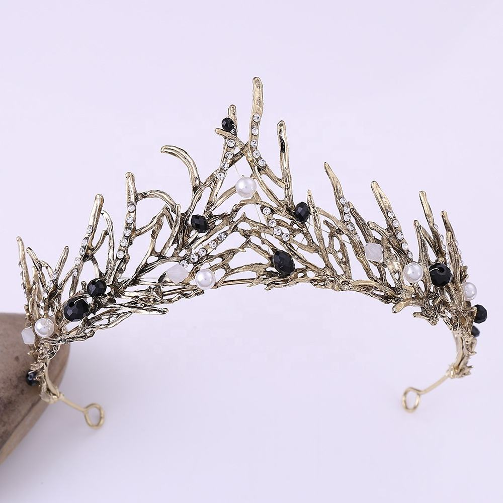 Women Girls Rhinestone Hair Comb Teeth Hair Comb Pin Clip Combs Hair Jewelry JUZ