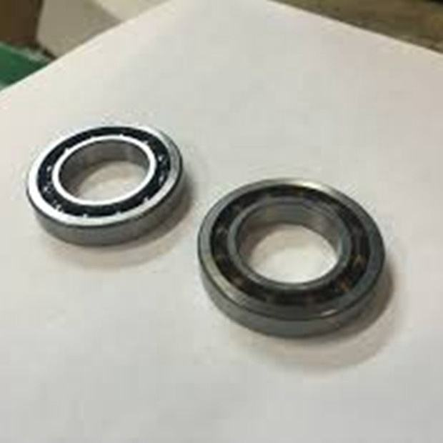 3//8/'/' ID Lot of 2 NEW NACHI 6200NSE C3 Sealed Ball Bearings