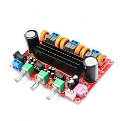 XH-M139 TPA3116D2 TPA3116 2.1 12V-24V Width Voltage Audio Digital Amplifier Module Board