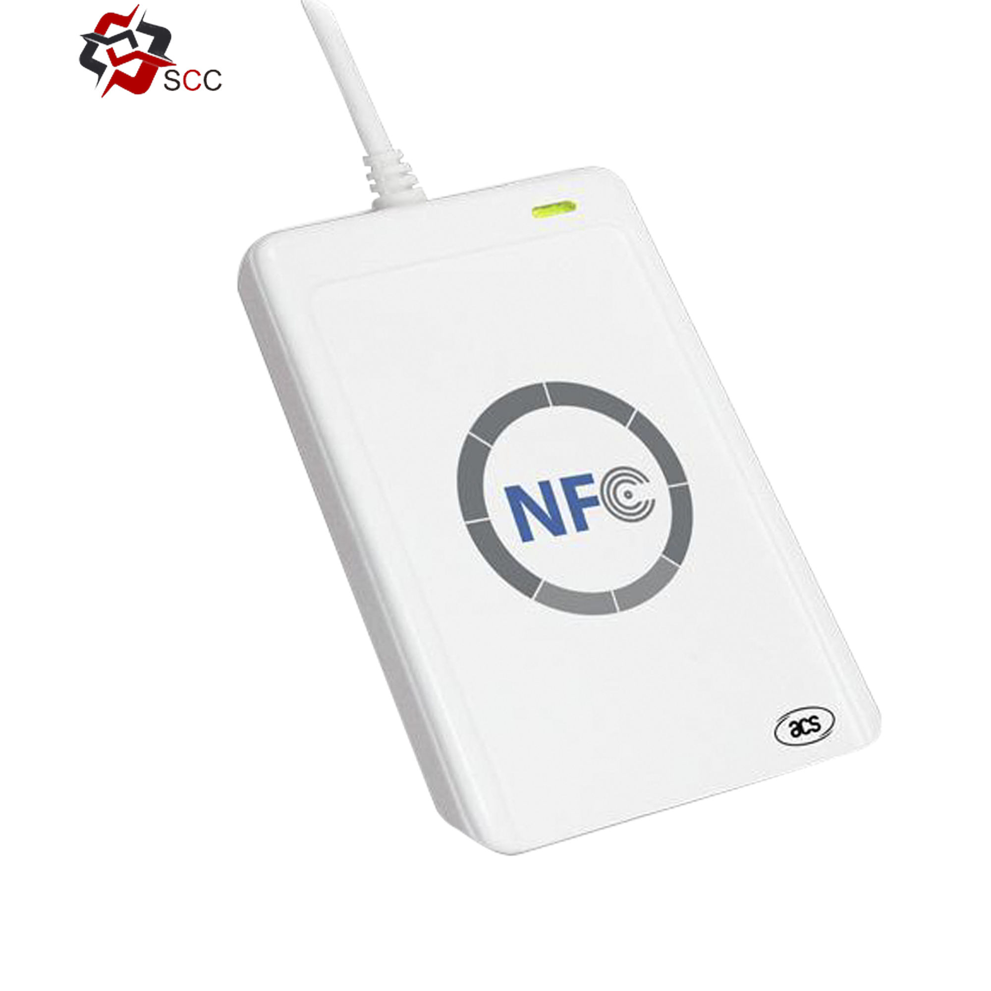 High performance 13.56 MHz USB NFC reader RFID Chip Card Writer and Reader