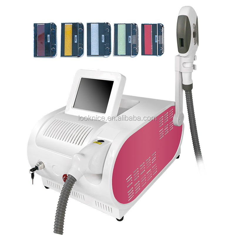 FDA Approved Professional OPT SHR IPL Therapy Hair Removal Beauty Machine For Women