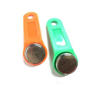 Ibutton DS9092 القارئ iButton TM بطاقة DS1990A دالاس مفتاح iButton