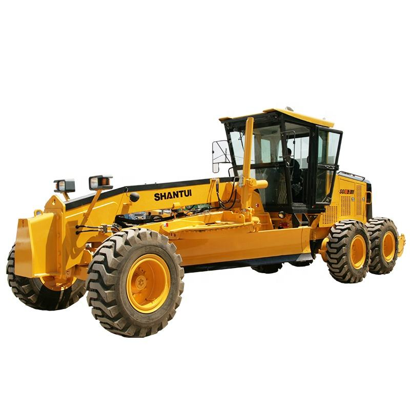 China machinery SG18-3 shantui motor grader with ripper and blade