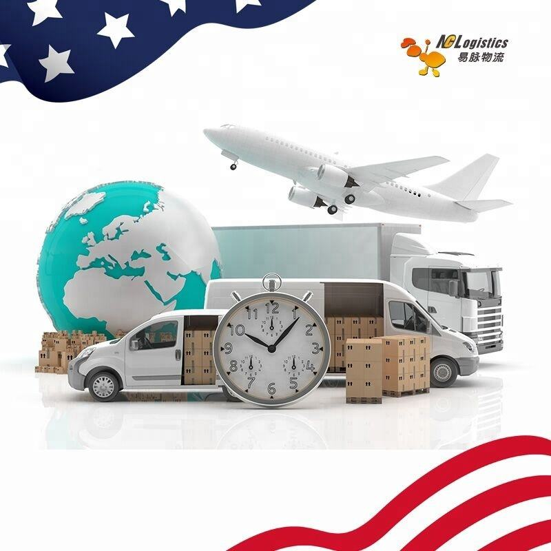 Forwarding Agent/Expediteur/Rederij Van China Naar Usa