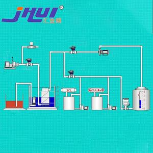hollow fiber MBR membrane sewage treatment system