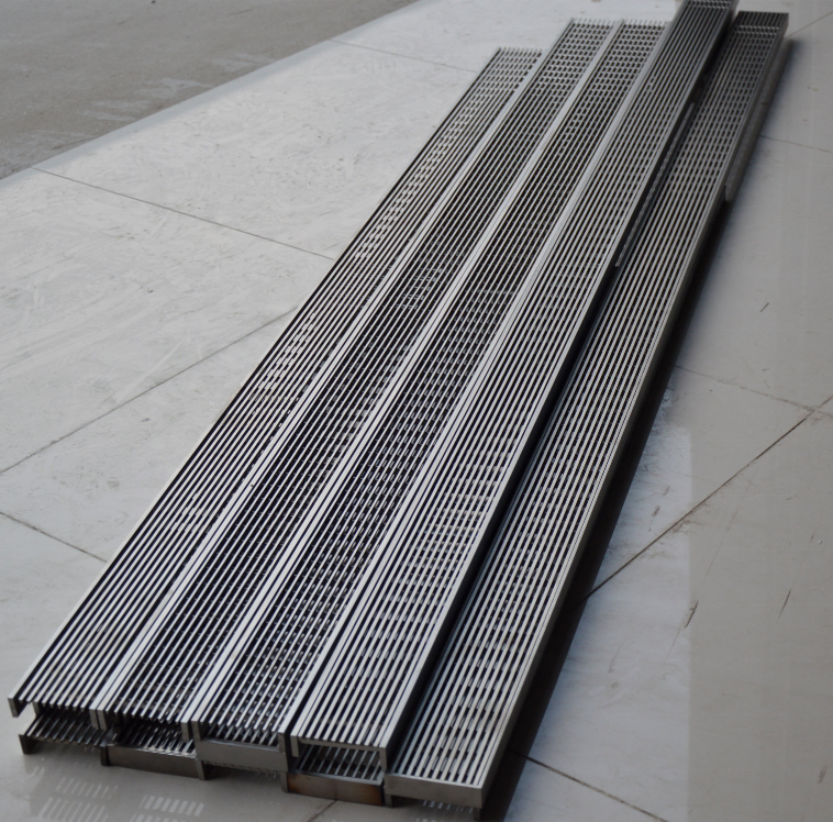 stainless steel floor drain cover / grate