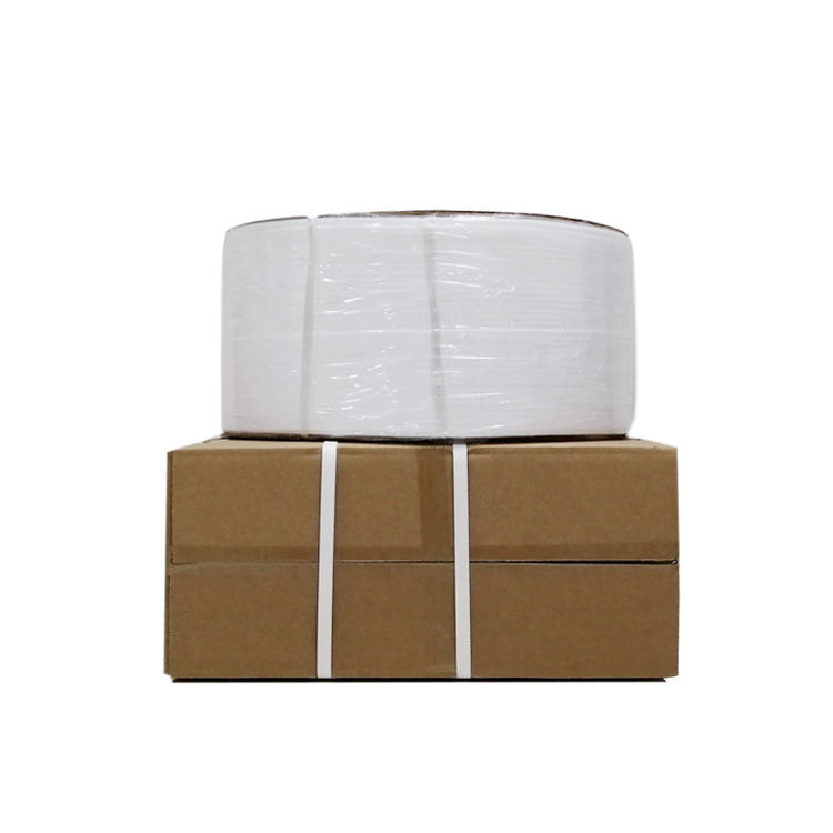 YongshengGD transparent white pp packing strapping band