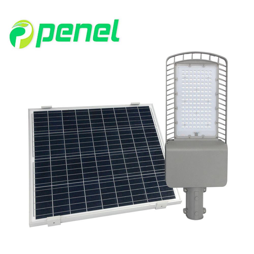 Latest Solar Energy 100 Watt Led Light Streetlight Street Lamp