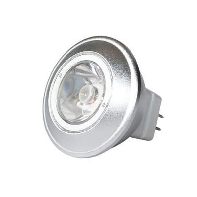 Super luminoso 4w gu11 luce del punto del led