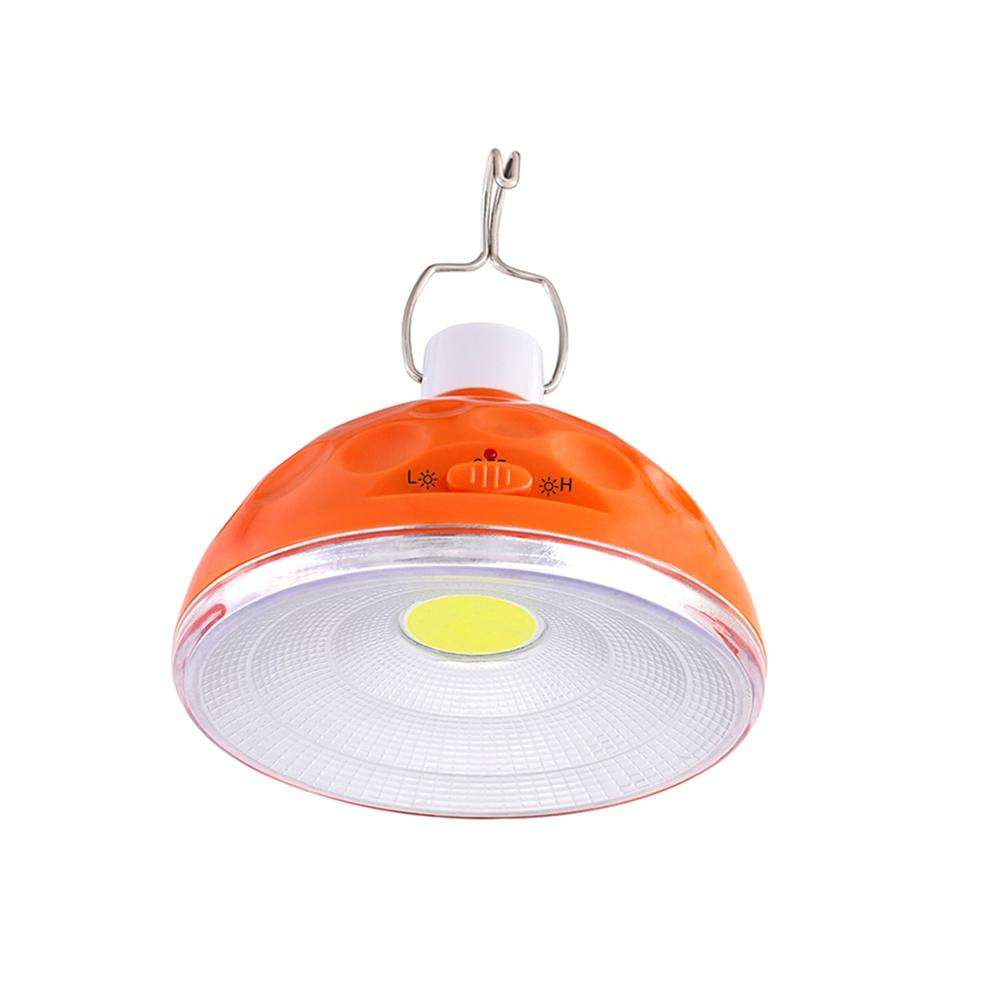 Wholesale Small Mini High Quality Solar Power Cob Led Bulb Light 3w Light Led Lamp Emergency Solar Energy Saving Led Light Bulb