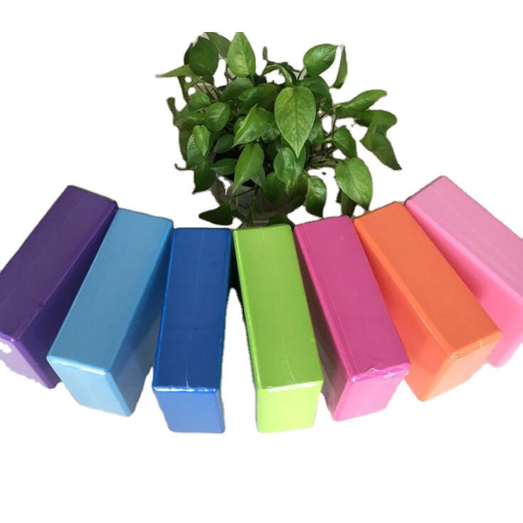 pro home eco-friendly yoga foam block yoga products on sale