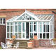 Topwindow Aluminium Winter Garden Four Seasons Aluminum Victorian Sunroom With Folding Doors