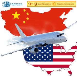 shenzhen air freight forwarder amazon top seller 2019 dropshipping shipping cost rate to usa from china
