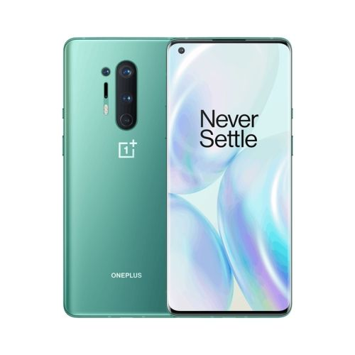 New起動Oneplus 8 Pro 5G Smartphone SN 865 8G 128G 6.87 '120Hz Fluid Display 48MP Quad 513PPI 30W Wireless Charging