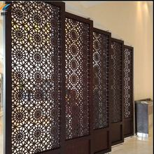 Factory Outlet Beautiful dubai room divider screen your drawings are welcomed