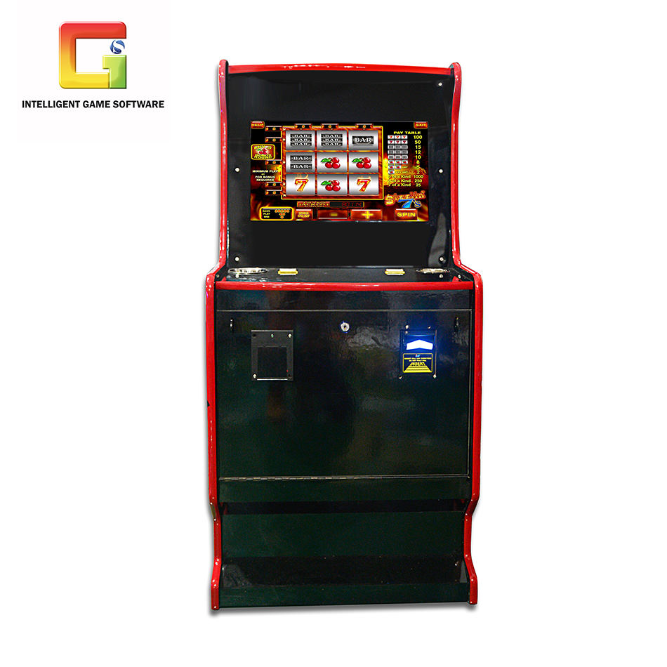8 Years [ Electronic Slot Machines ] Slot Machines Prices Retro Upright Electronic Mini Cheap Wholesale Price Touch Screen Slot Game Coin Operated Gambling Machines