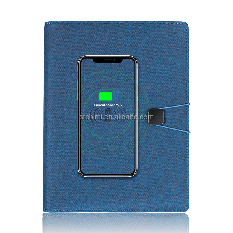 New-hot drahtlose LED-<span class=keywords><strong>Lampe</strong></span> Power bank Smart wieder verwendbares Notebook mit Speicher karte