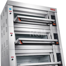 3 deck gas oven pizza baking equipment electric bakery oven prices,commercial bread bakery oven gas for sale cake making machine