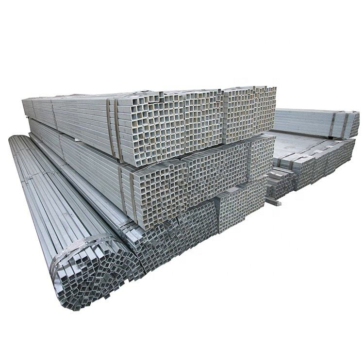 iron square tube gate gi steel pipe factory directly lower price