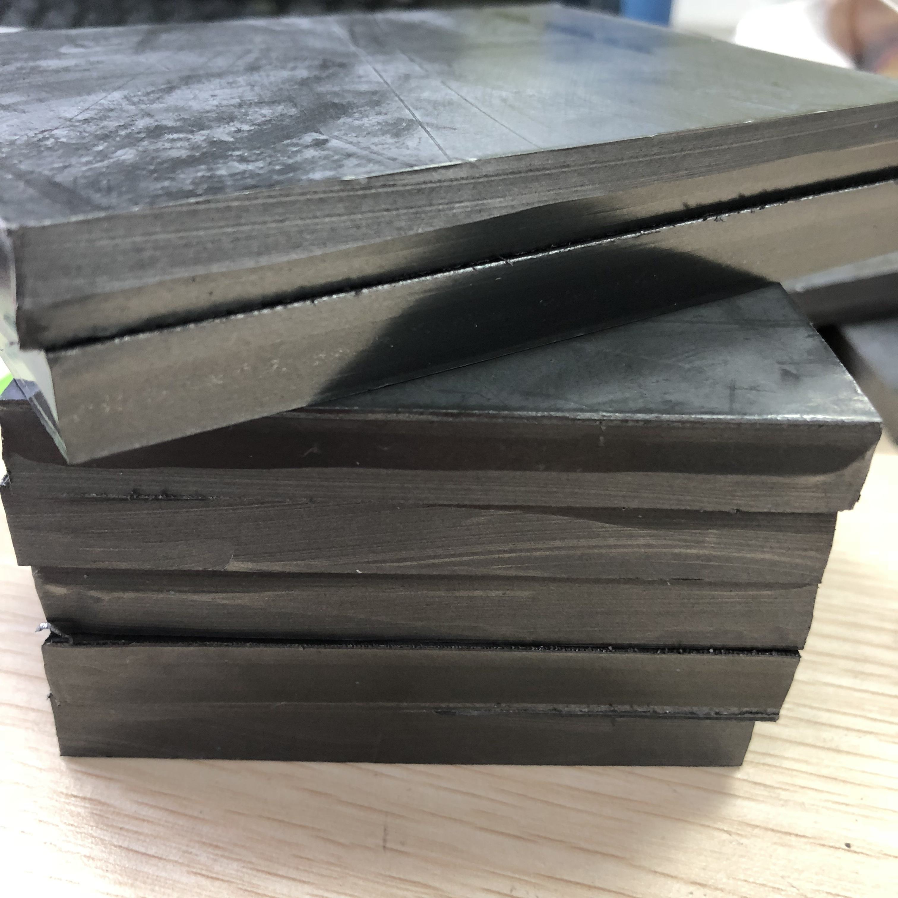 "12"" x 24"" Virgin Grade Teflon//PTFE Sheet 1//2"" thick Natural"