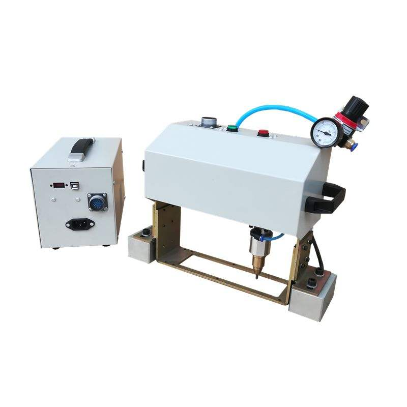 Name Plate Chassis Number Portable VIN Code Dot Peen Engraving Marking Machine Electro magnetic Pneumatic dot peen marking
