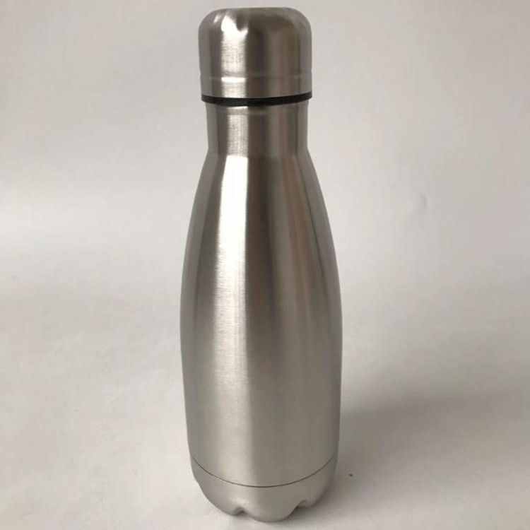 350ml double wall stainless steel volumetric orchid alcohol flask