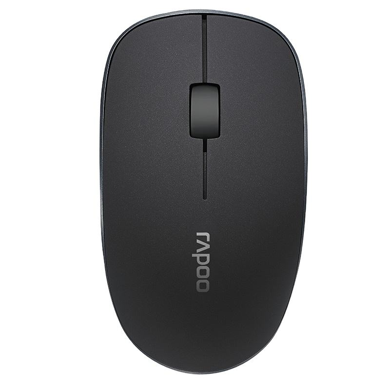 RAPOO 3500P high performance factory price rechargeable wireless mouse