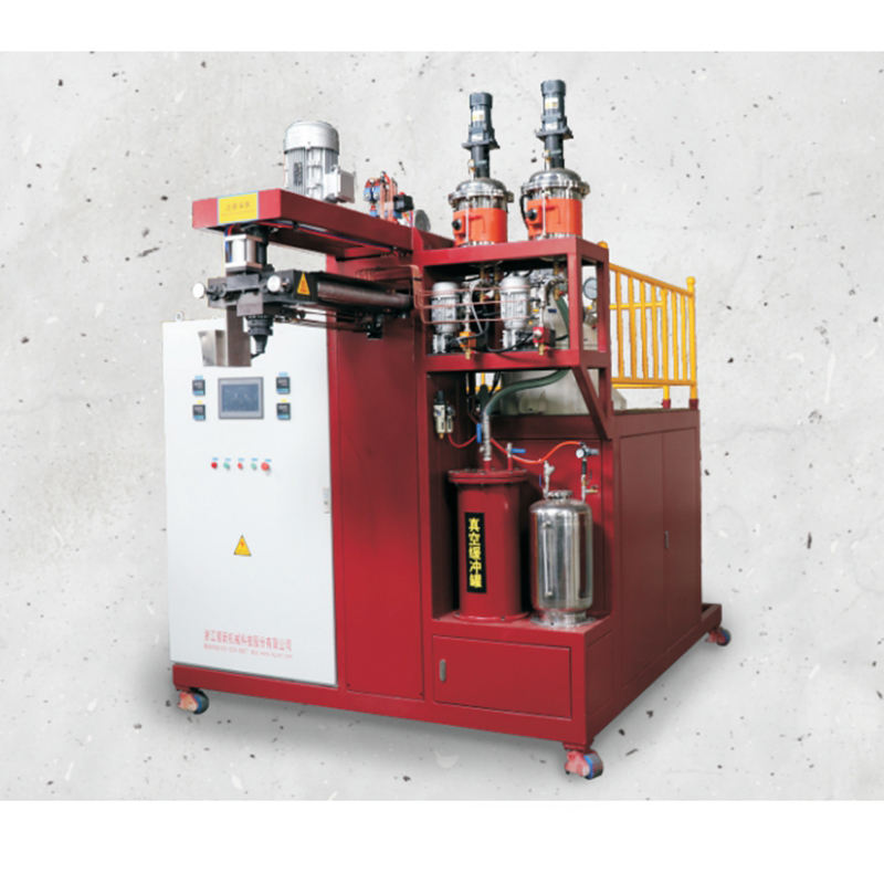 Polyurethane Pu Elastomer Casting Machine for Pu Roller /Polyurethane Roller Making Machine