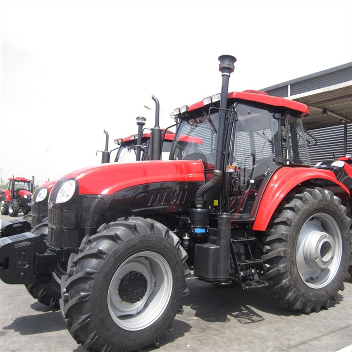 Nouveau YTO 125HP 4WD <span class=keywords><strong>Tracteur</strong></span> Agricole