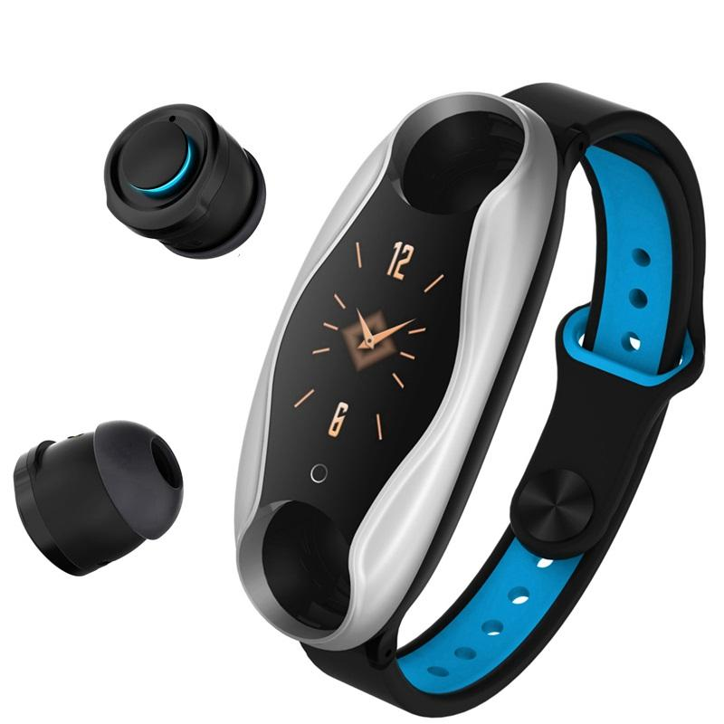 Goedkope Fitness Tracker Band Hartslag Smart Armband Horloge M3 Band