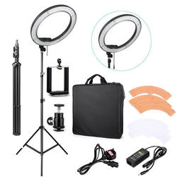 RL-18 Photographic Lighting Dimmable Camera Photo/Studio/Pho